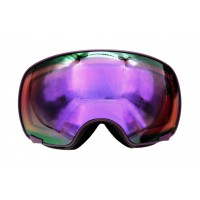 Goggles - Adult G2075 Magnetic, Purple, Doub