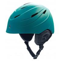Helmet H01 Adult In Moulded, Matt Petrol, S