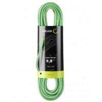 ED Rope Heron Pro Dry 9.8, 'Green-Turq, 60m