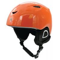 Helmet H02 Kids In Moulded, Orange, S / M