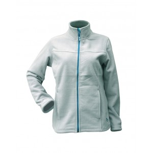 Kiwistuff Fleece Jacket Ivy, Sleet, S