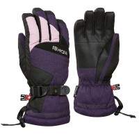Kombi Gloves Original Womens, Eggplant, S