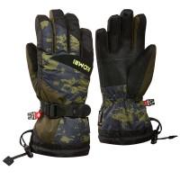 Kombi Gloves Original Jnr, OlivePixels, XS