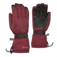 Kombi Gloves Everyday Women, Tawny Port, S