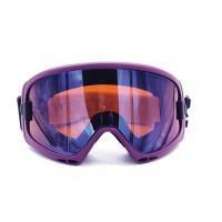 Intrepid Goggles Adv Adult, Purple, .