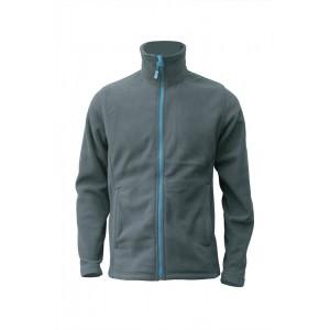 Kiwistuff Fleece Jacket Kea, Graphite., S