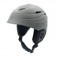 Helmet H01 Adult In Moulded, Gunmetal, S