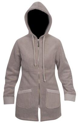 Moa Coat Wool Look Fleece WM