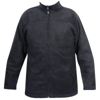 Moa Jacket Wool Look Fleece