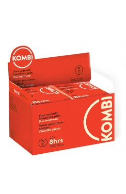 Kombi Toe Warmers Box 40