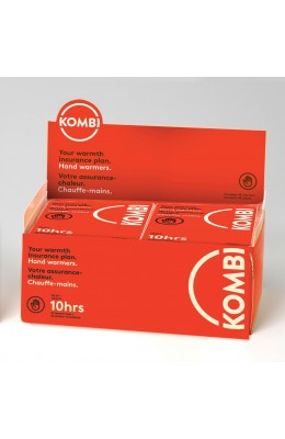 Kombi Hand Warmers Box 40
