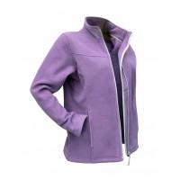Kiwistuff Fleece Jacket Ivy